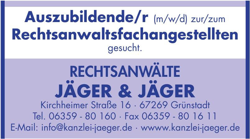 Rechtsanwälte Jäger & Jäger