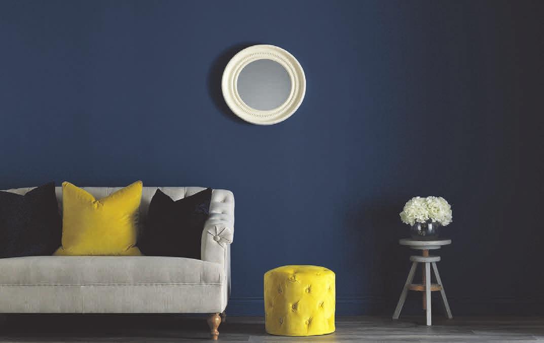 Ein neues Farbgewand für Wände oder Boden verleiht jedem Raum im Nu einen frischen Look.        Fotos: Rust-Oleum Europe/akz-o