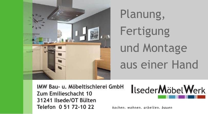 IMW Bau- u. Möbeltischlerei GmbH