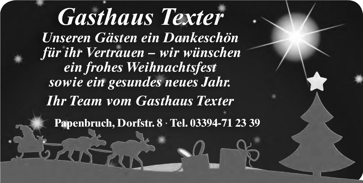 Gasthaus Texter