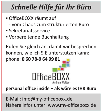 OfficeBOXX