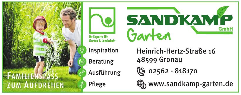 Sandkamp Garten GmbH
