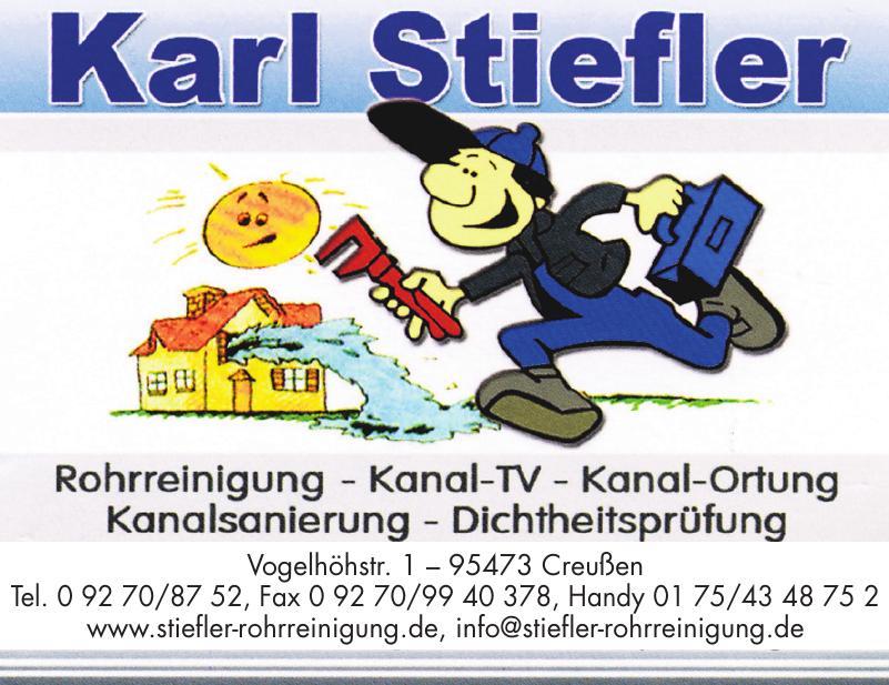 Karl Stiefler