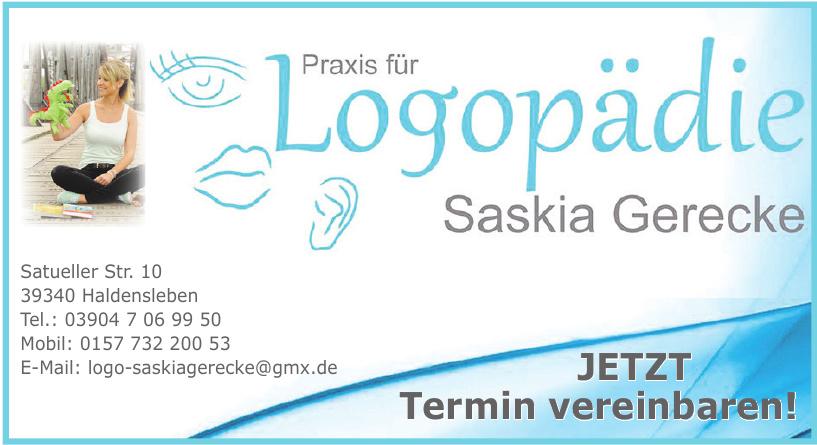 Praxis für Logopädie Saskia Gerecke