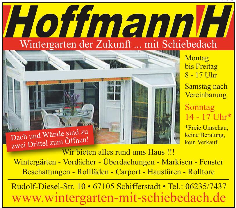 Schiebedach Hoffmann
