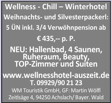 WM Touristik GmbH