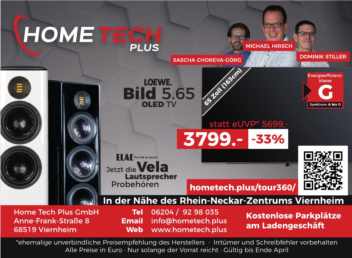Home Tech Plus GmbH