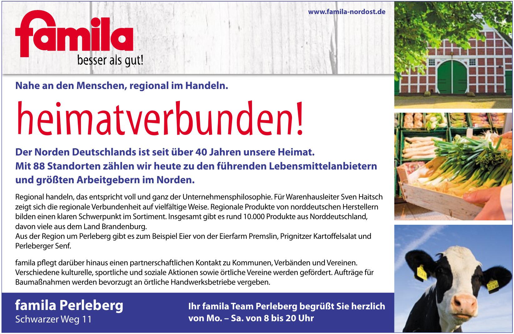 famila Perleberg