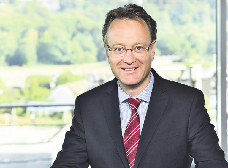 Marcus Otto, Hauptgeschäftsführer der Kreishandwerkerschaft Bergisches Land Bild: Kreishandwerkerschaft
