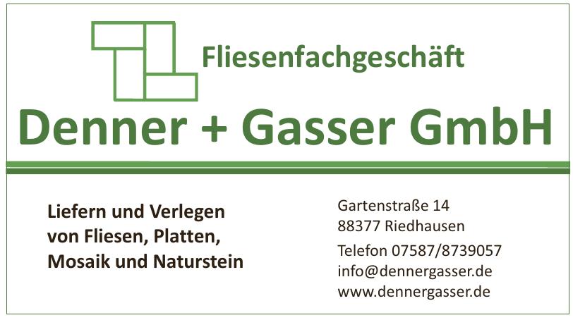 Denner + Gasser GmbH
