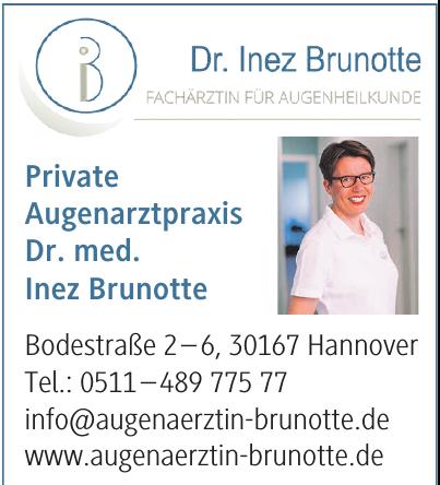 Dr. med. Inez Brunotte