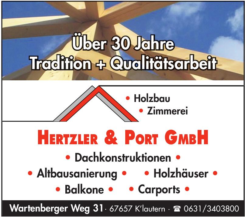 Hertzler & Port GmbH