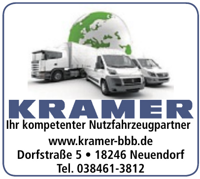 KRAMER Nutzfahrzeug-Werkstätten