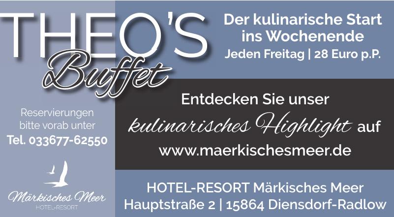 Hotel-Resort Märkisches Meer