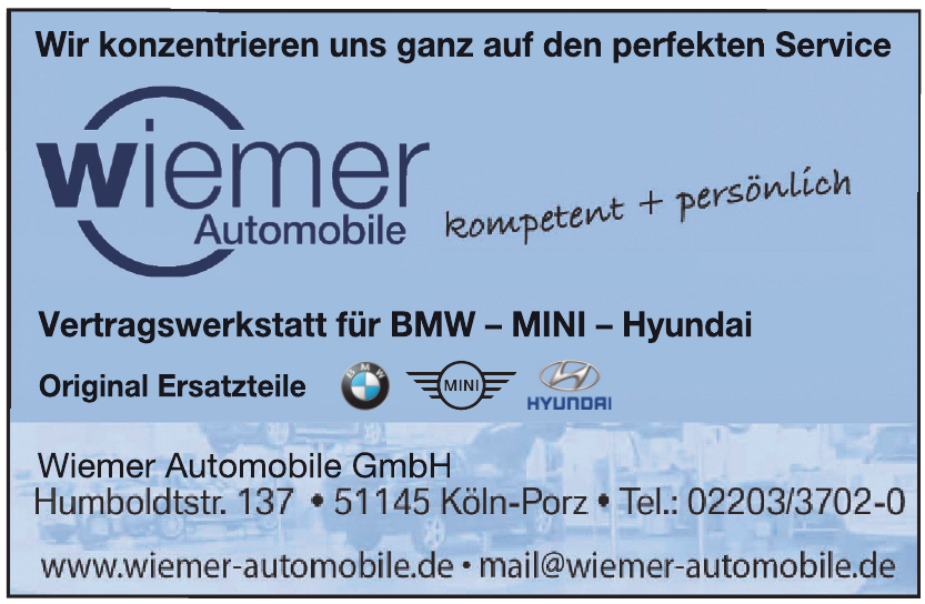 Wiemer Automobile