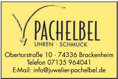 Juwelier Pachelbel