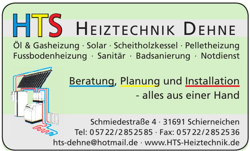 HTS Heiztechnik Dehne