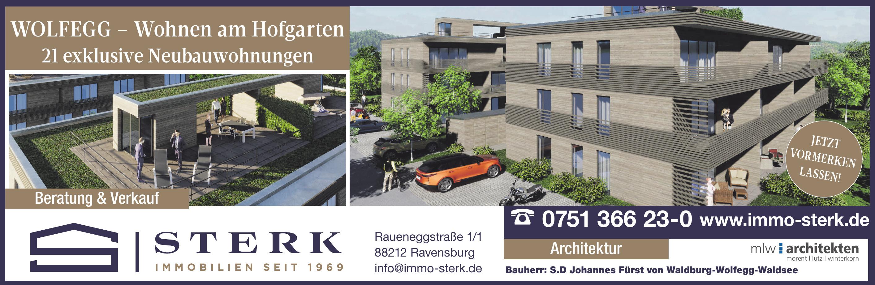 Immobilien Sterk GmbH & CO. KG