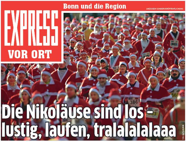 Express vor Ort: Bonn und die Region