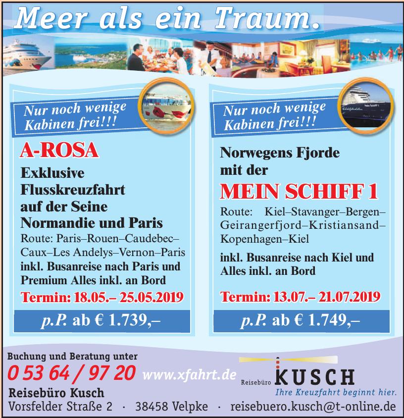 Reisebüro Kusch