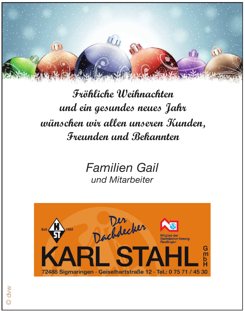 Karl Stahl GmbH