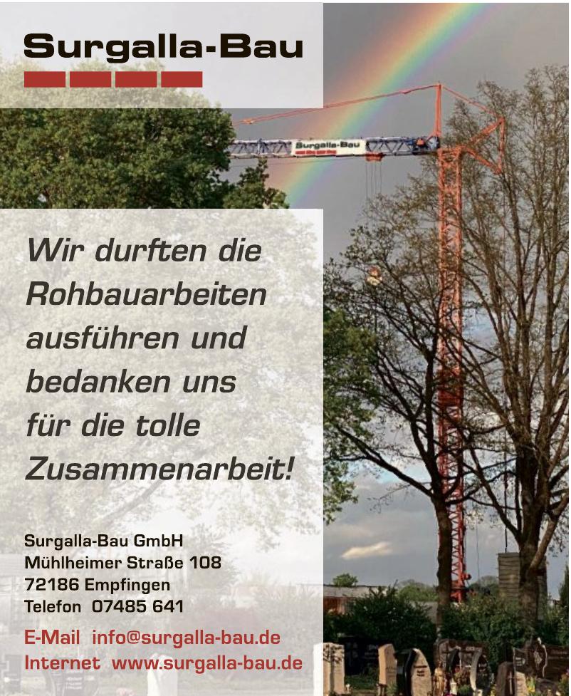 Surgalla-Bau GmbH