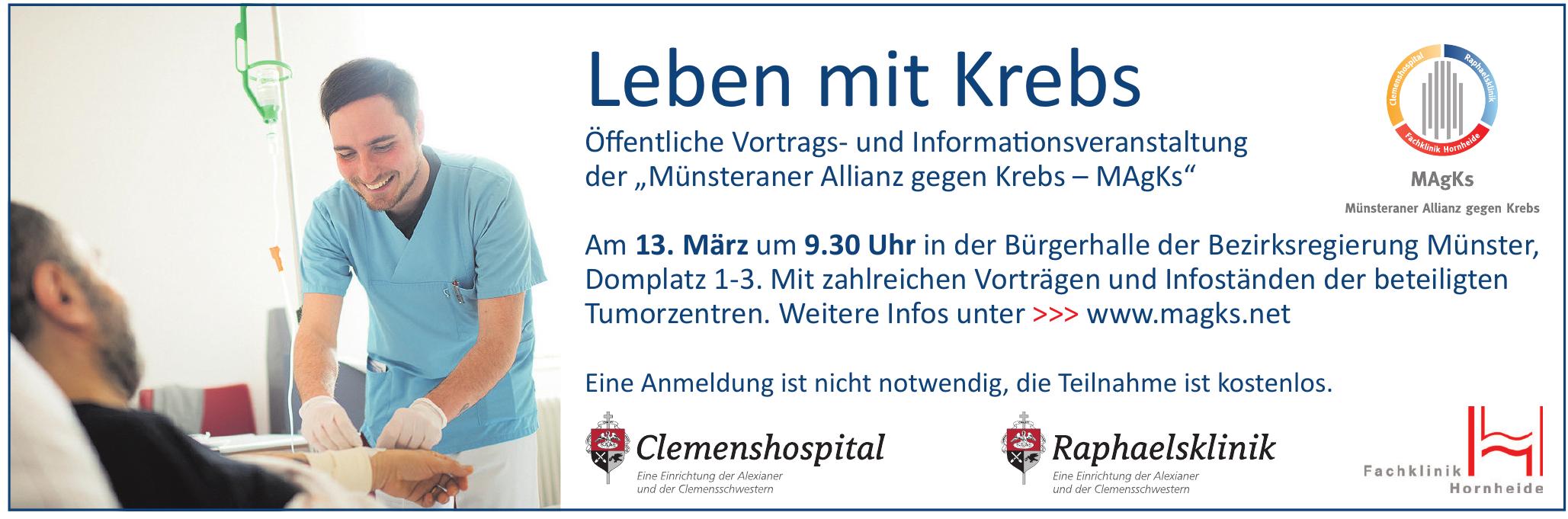MAgKs Münsteraner Allianz gegen Krebs
