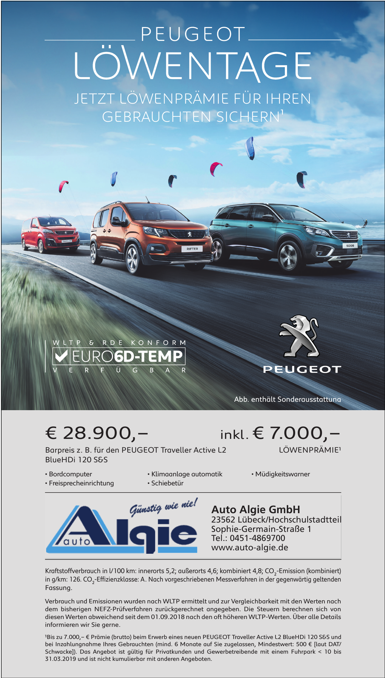 Auto Algie GmbH