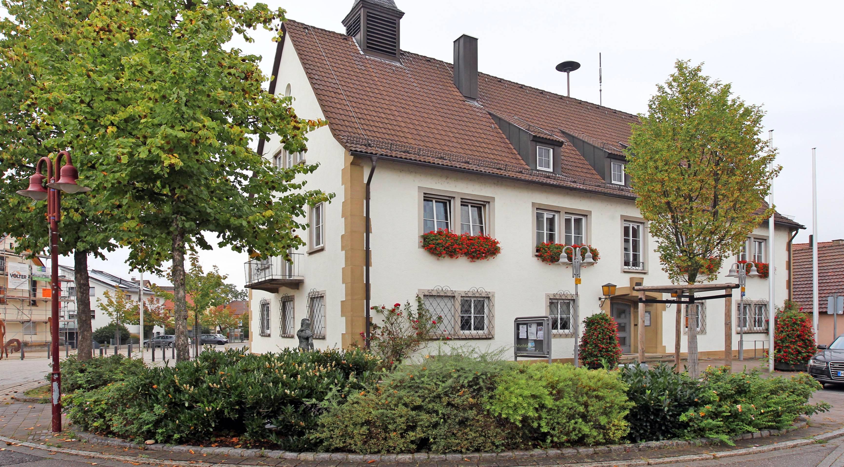 In Neckarsulm und seinen Stadtteilen – hier Obereisesheim – können sich Bürger jetzt als Grünpaten für öffentliche Bereiche bewerben. Foto: Archiv/Veigel