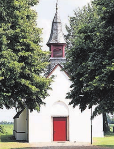 Die St. Peter Kapelle ist das älteste Bauwerk Kempens.