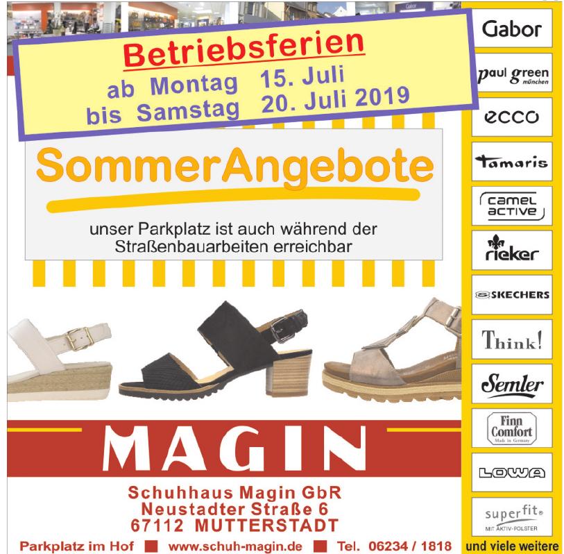 Schuhhaus Magin GbR