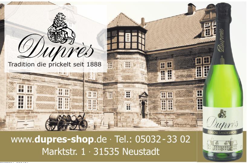 Dupres Shop