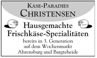 Käse-Paradies Christensen