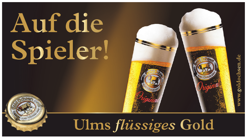 Ulms flüssiges Gold