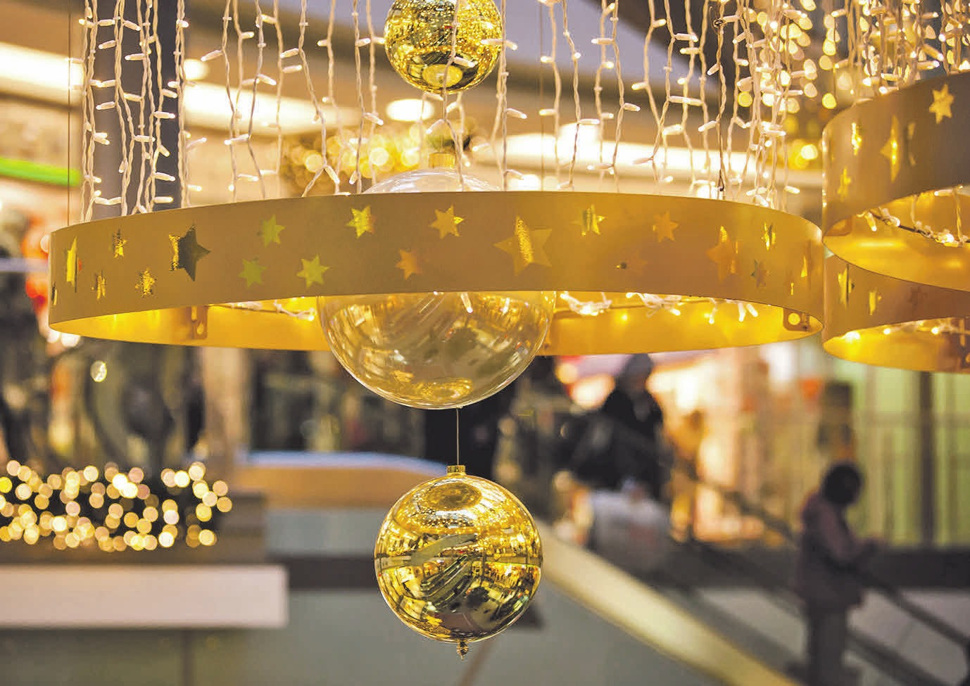 Die City-Galerie Wolfsburg hat am 24. und 31. Dezember jeweils von 9.30 bis 14 Uhr geöffnet.