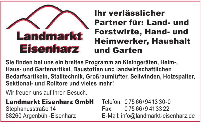 Landmarkt Eisenharz GmbH