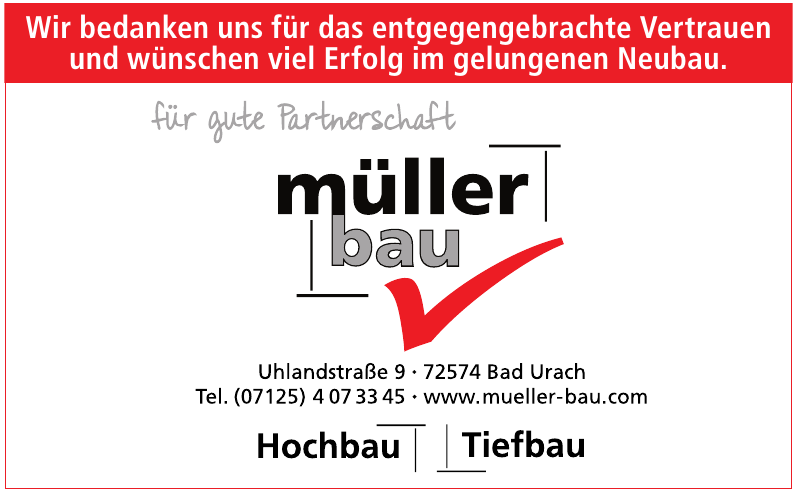 Müller-Bau GmbH