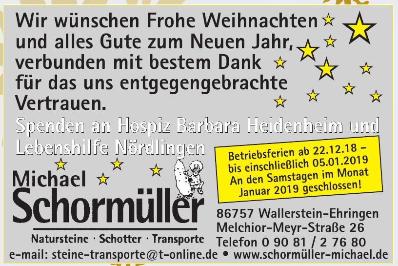 Michael Schormüller