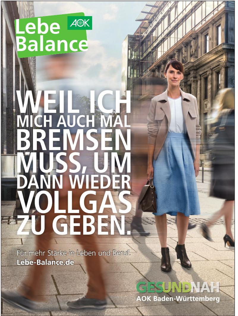 AOK Lebe Balance