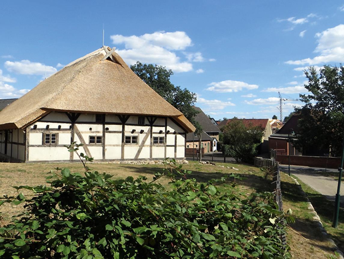 Bauernhausmuseum in Bortfeld. Quelle:wito gmbh
