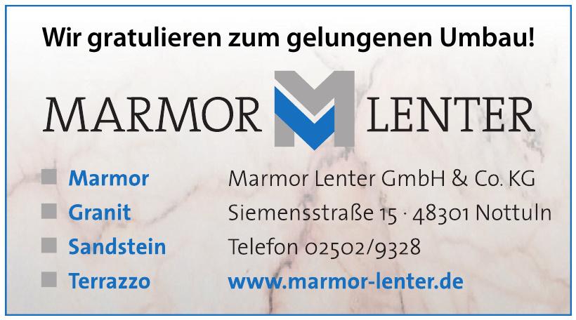 Marmor Lenter GmbH & Co.KG