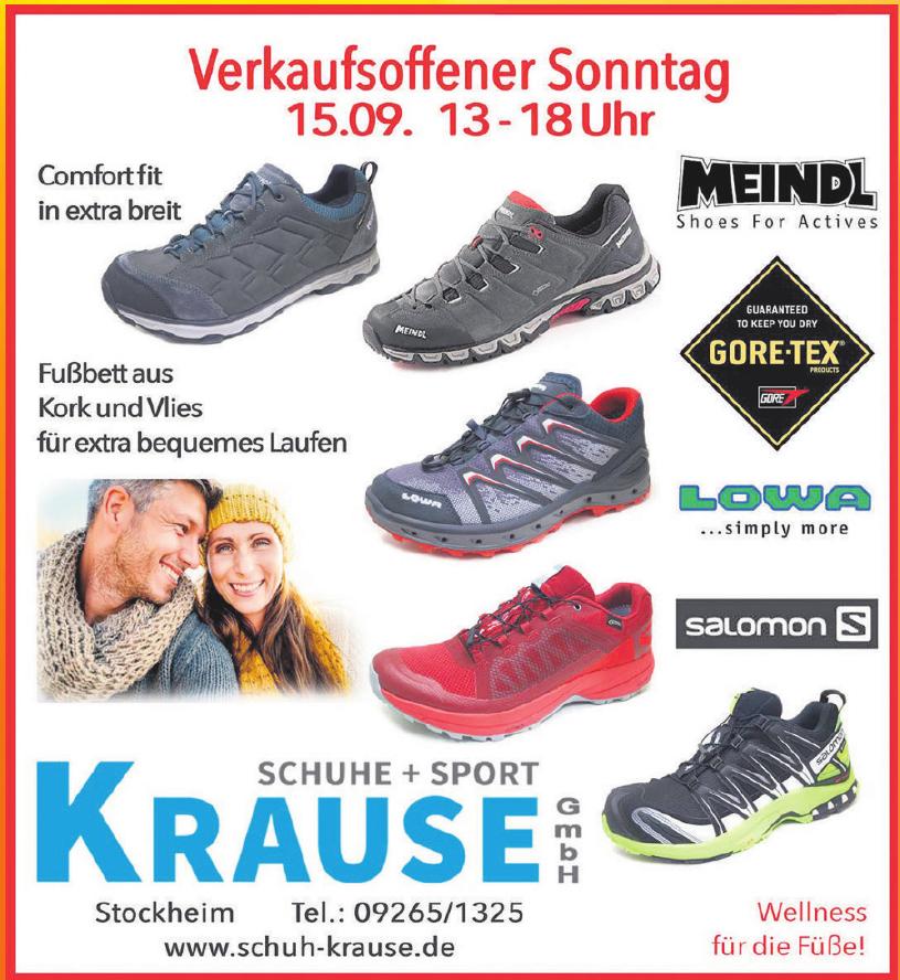 Schuhe + Sport Krause GmbH