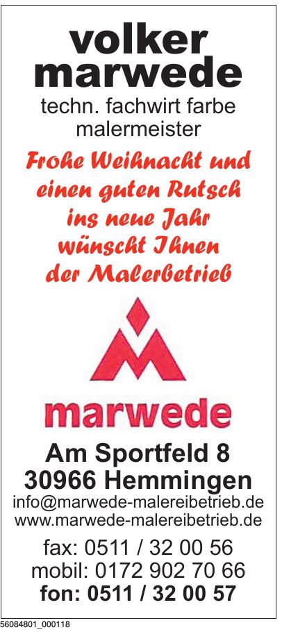 Volker Marwede