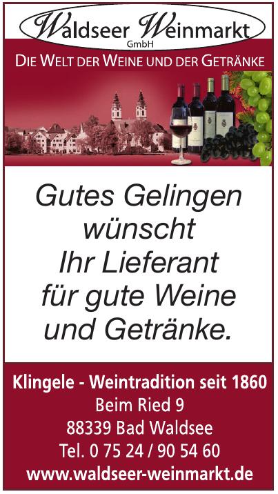 Waldseer Weinmarkt GmbH