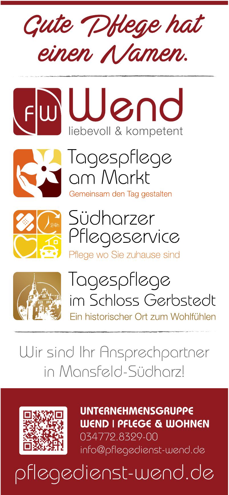 Krankenpflege Wend GmbH