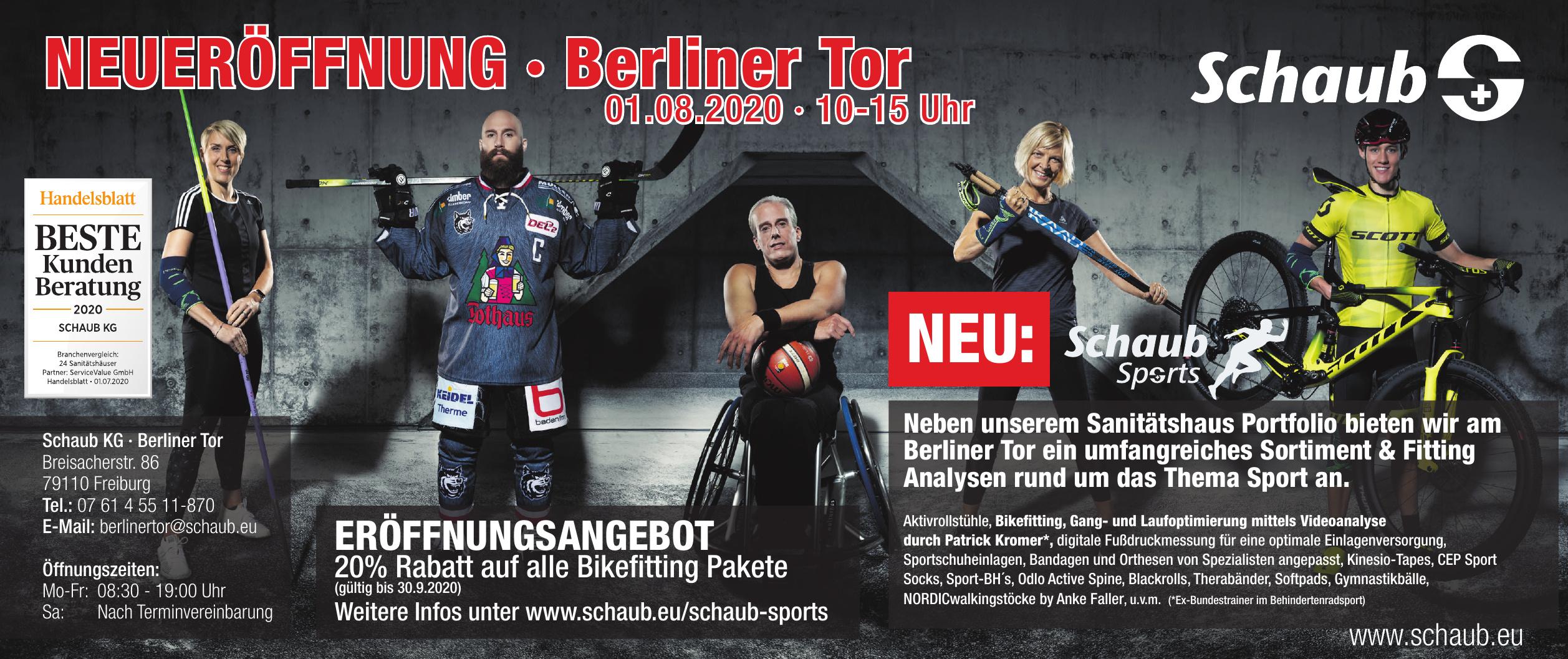 Schaub KG - Berliner Tor