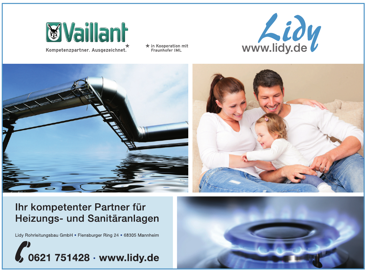 Lidy Rohrleitungsbau GmbH
