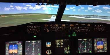 Auch eine Boeing 737 gibt es als Simulator. Foto: YOURcockpit
