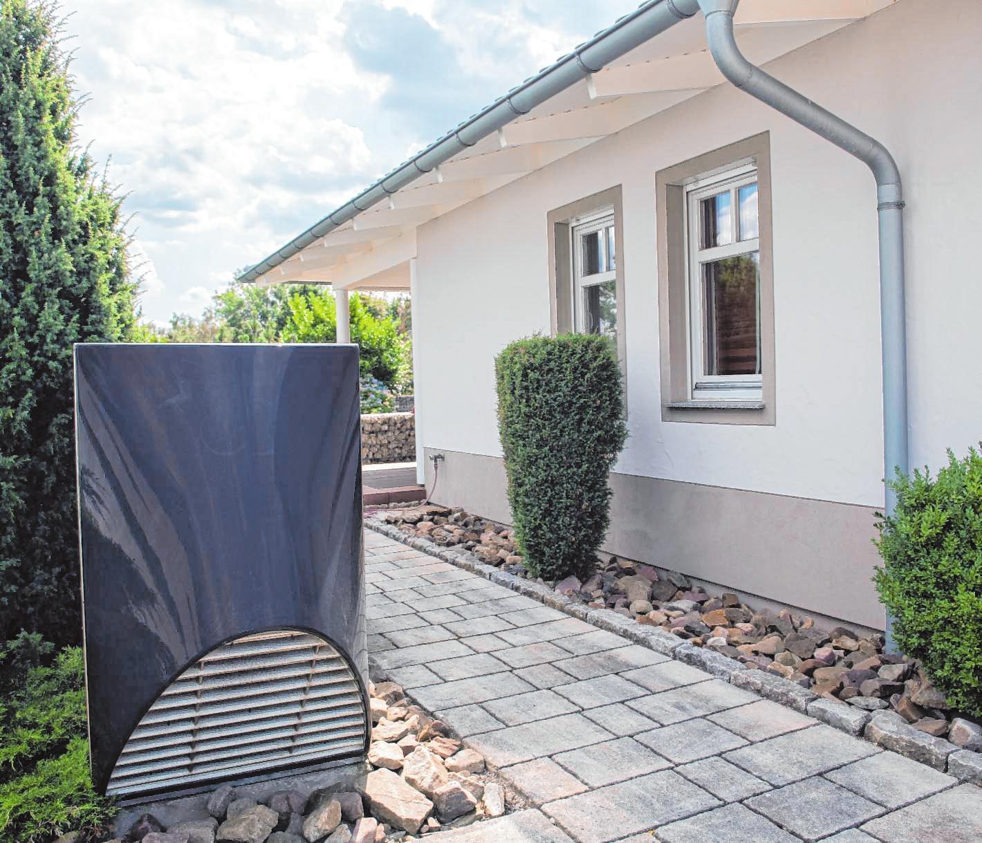Auch bei der Wärmeversorgung können Bauherren klimafreundlich agieren und zum Beispiel auf Heizungen mit Wärmepumpentechnik zurückgreifen.