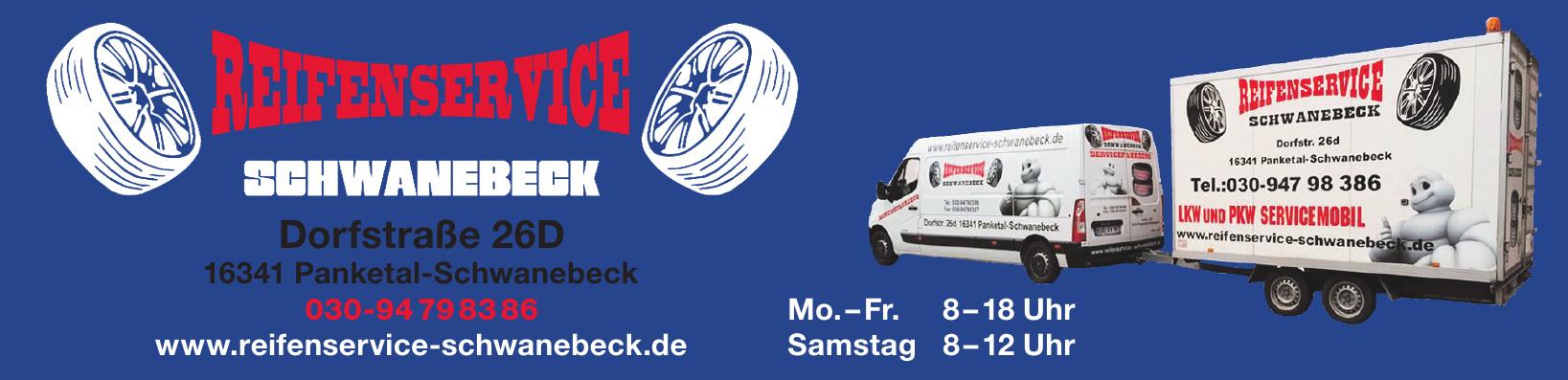 Reifenservice Schwanebeck